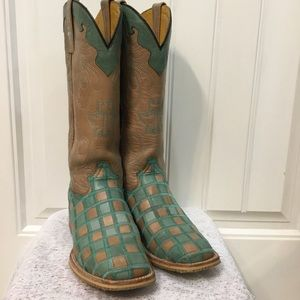 "Tin Haul ""No Evil"" Boots"